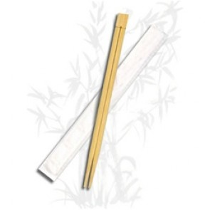 "9.4"" Disposable Bamboo Wood Chopsticks"