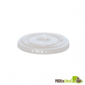 Clear Recyclable Lid for 210GPU7
