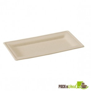 "Rectangular Plate - 10.2 x 5.1"""