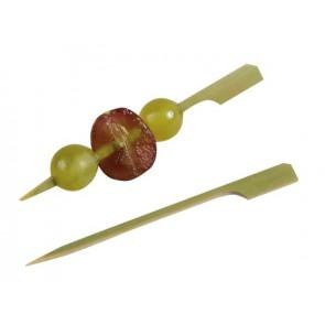 "2.7"" Bamboo Paddle Picks"