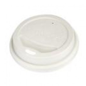 8 oz. LID for Vegware Hot Cup