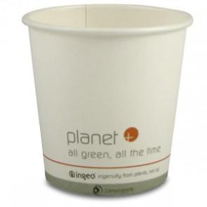 4 oz. Planet+ PLA Compostable Hot Cup