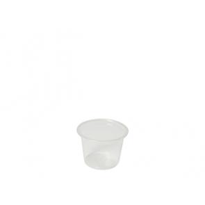 1 oz PLA Cold Portion Cup
