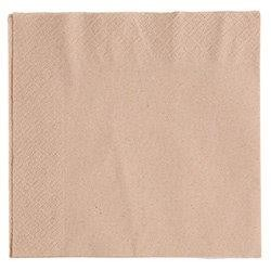 "13"" 2-Ply Unbleached Lunch Napkin"
