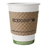 Recycled Coffee Cup Sleeve by EcoProducts