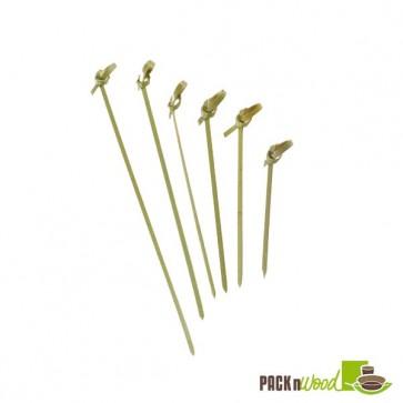 Bamboo Looped Skewer - 2.8 in.