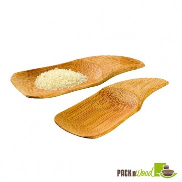 PHUKET - Bamboo Spoon - 3.9 x 1.5 in.