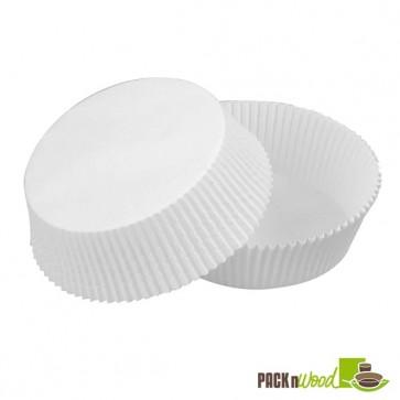 """White Baking Liner - 3.4"""""""