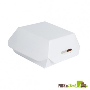 White Mini Slider Box - 2.8 x 2.8 x 2 in.