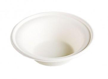 12 oz. Compostable Bagasse Bowl