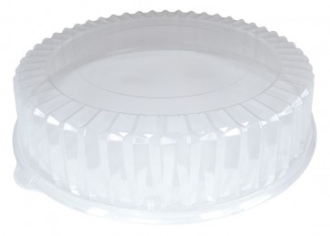 """16"""" Clear Dome Lids for Catering / Deli / Party Trays"""