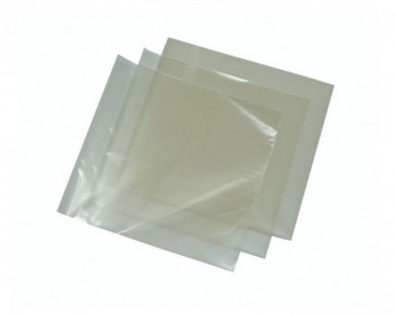 Clear Cellophane Sheets 6X6 Biodegradable 3000/cs