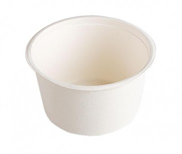 4 oz. Sugarcane Biodegradable Portion Cups / Souffle Cups Stalk Market, Compostable