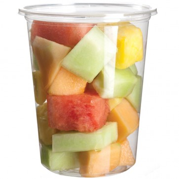 Wholesale 32 oz. Round Compostable Food Container
