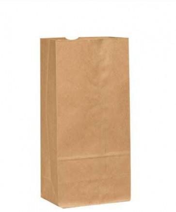 10 lb. Duro  Brown Paper Bags, 2000 per Case