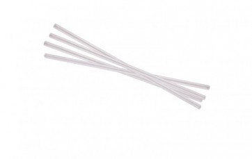 8 in. Unwrapped Clear Compostable Straws