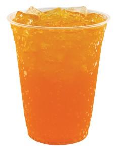 10 oz. Greenware PLA Corn Biodegradable Cold Cups, Compostable