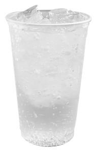 20 oz. Greenware PLA Corn Biodegradable Cold Cups, Compostable