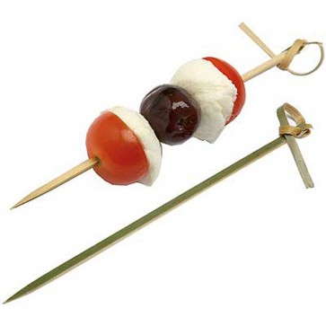 "5.9"" Bamboo Knotted Skewers"