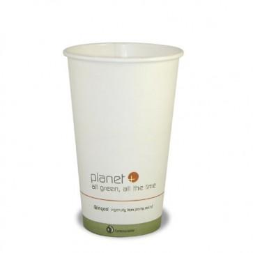 20 oz. Planet+ PLA Compostable Hot Cup (West Coast Warehouse)