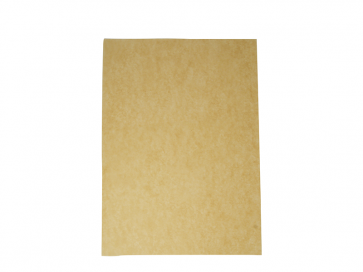 "11.75 x 10.75"" Unbleached Greseproof Sheet"
