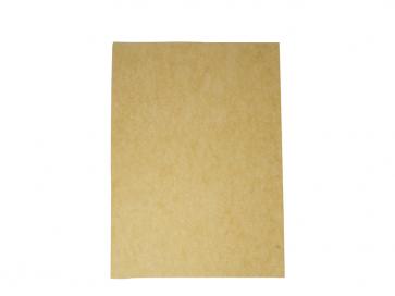 "11.75 x 10.75"" Unbleached Greseproof Sheet"