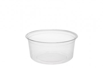 Compostable 12oz PLA Deli Container