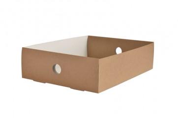 """12 x 8.25 x 3"""" Platter Box Half Insert"""