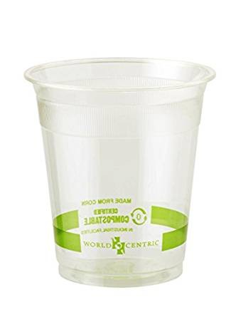 7oz Compostable PLA Cold Cup