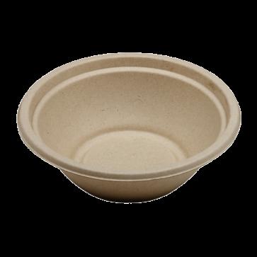 24oz Biodegradable Compostable Plant Fiber Bowls