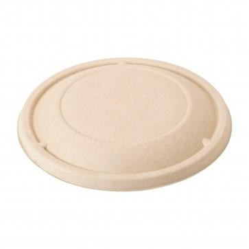 Fiber Lid for 24oz Plant Fiber Bowls