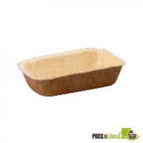 PALMAVA - Rectangular Palm Dish - 5.1 x 2.5 in.