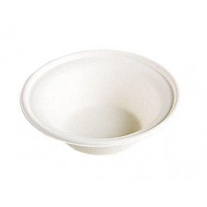 12 oz. Bagasse Bowl (East Coast Warehouse)