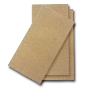 100% Post Consumer Waste Recycled Unbleached Multifold Towels, 12000 per case