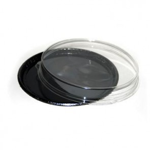 "10.25"" Clear PET Smooth Lid (LIDS ONLY)"