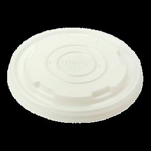 6 oz. Plant Fiber Compostable Mini Bowl LID