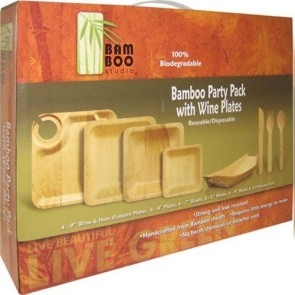 Bamboo Studio Wine Sample Pack