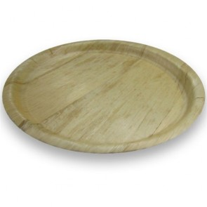 "13.25"" Disposable Bamboo Sheath Cocktail Tray"