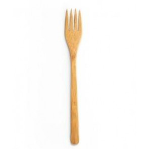 8 Inch Reusable Bamboo Fork