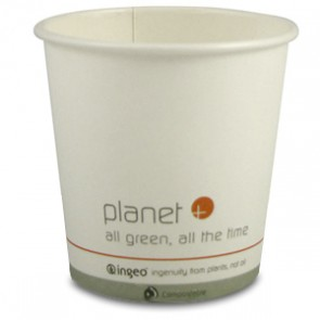 4 oz. Planet+ PLA Compostable Hot Cup