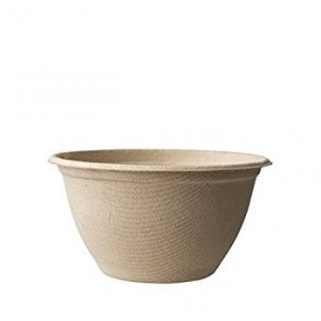 6 oz. Plant Fiber Compostable Mini Bowl