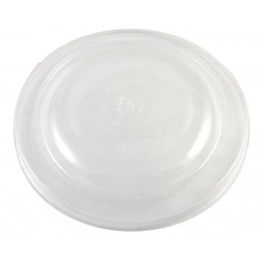 Clear Compostable Lid for 16, 24, and 32oz Plant Fiber Bowls