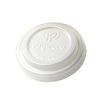 CPLA LID for 4 oz Compostable Hot Cup