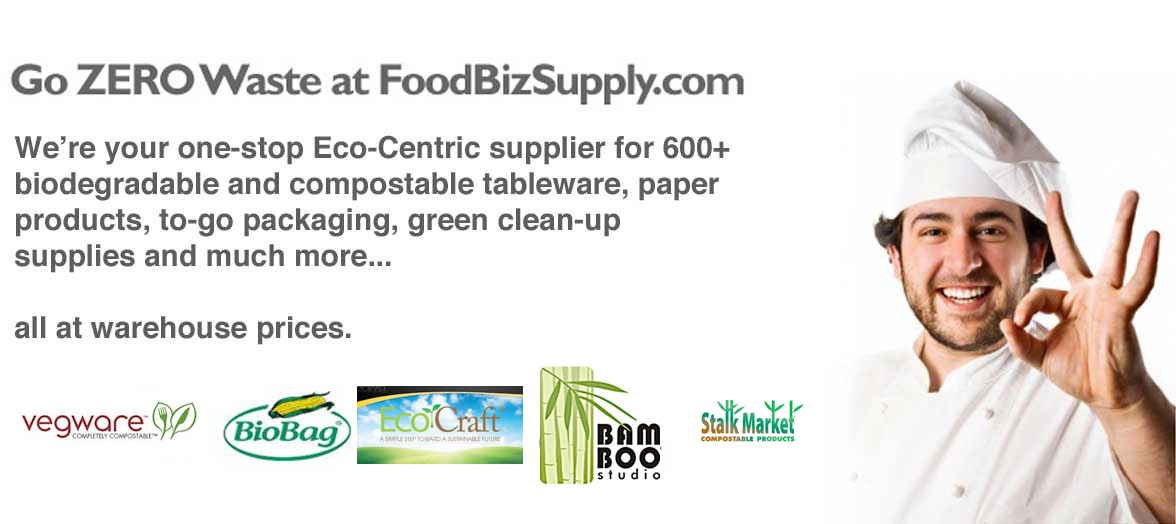 Eco Friendly Biodegradable Restaurant Supplies | Food Biz